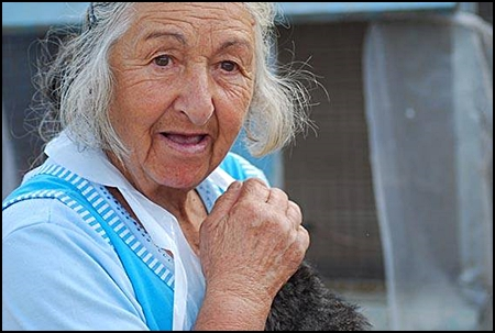 Teresa 83 jaar