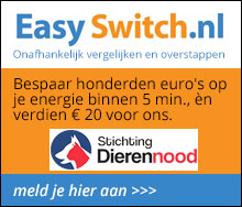 Easy Switch bannertje