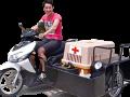 Klein project 34 – Ambulance scooter voor Marlie