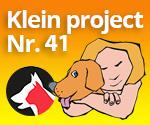 schildje klein project 41